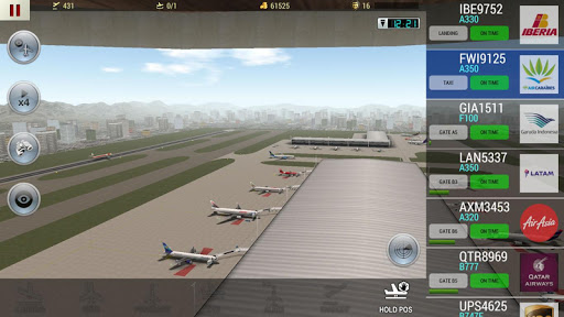 Unmatched Air Traffic Control 5.0.4 screenshots 2