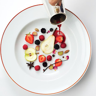Fruit Salad with Thousand-Flavor Syrup