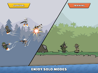 [Unlimited All] Download Mini Militia MOD Apk v5.0.6 [2020] 9