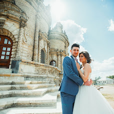 Wedding photographer Ilya Shamshin (ILIYAGRAND). Photo of 06.06.2017