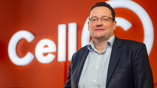 Cell C CEO Douglas Craigie Stevenson.