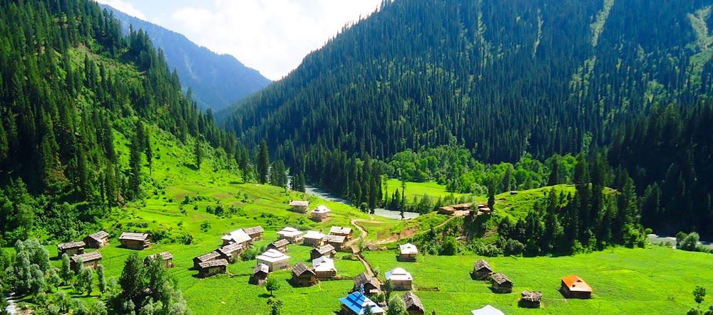 india-summer-destinations-Kashmir