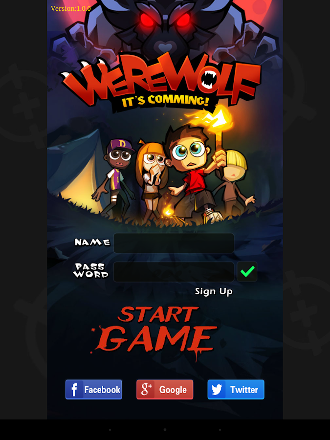 Werewolf (Party Game)- screenshot