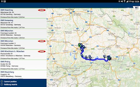 OMV Filling Stations screenshot 9