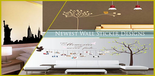 Newest Wall Sticker Designs for PC