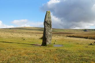 Photo: Tall Stone, or Menhir