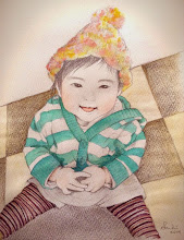 Photo: my niece ''CHI-'' 姪のちー