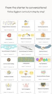 App Eggbun: Learn Korean Fun APK for Windows Phone