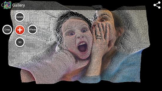 Photo Editor PhotoMask 3D Screenshot