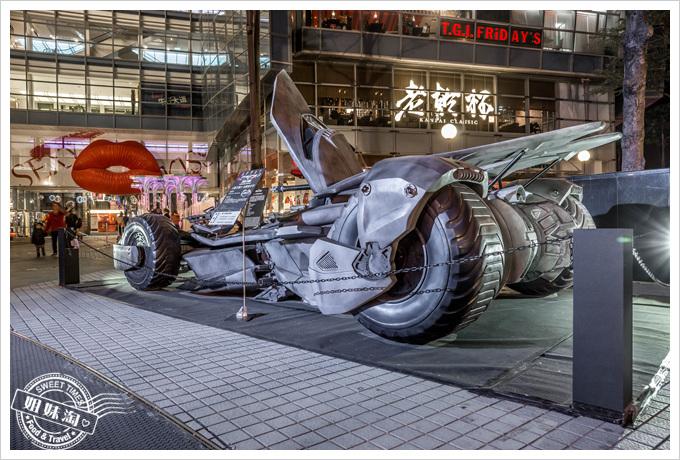 高雄夢時代蝙蝠車