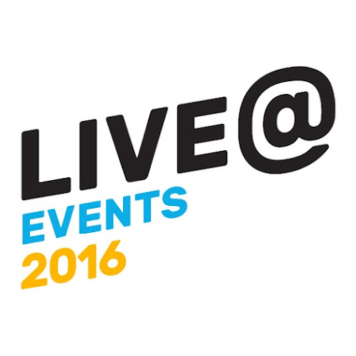 Four Reasons You Need to Attend LIVE@ Events in 2016