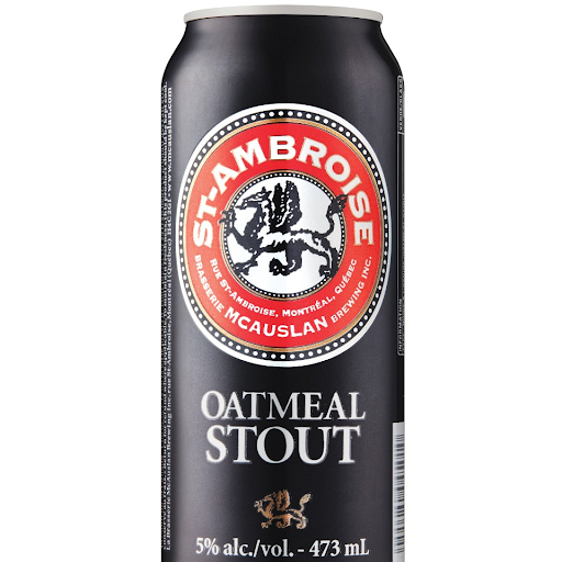 St-Ambroise Oatmeal Stout (Tall can)