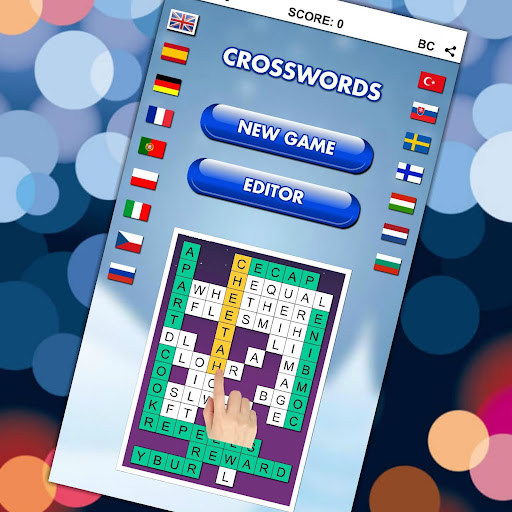 Crosswords Word Fill PRO screenshot 6