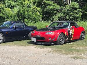 ロードスター NCEC NC1 3rd generation limitedのカスタム事例画像 ユゥ鉄さんの2020年09月07日08:18の投稿