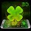 Lucky Clover 3D Theme for LG