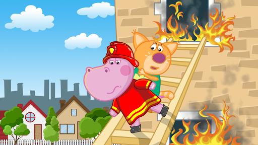 Fireman for kids apktram screenshots 1