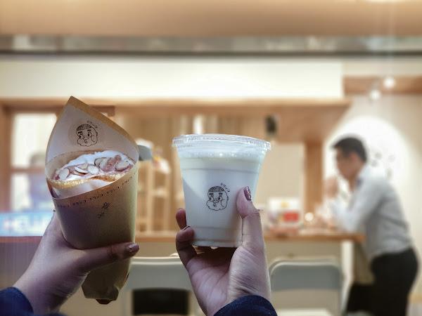 錐子日式可麗餅咖啡專賣 ドリンコ