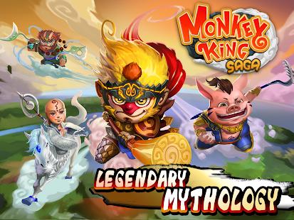 Monkey King Saga - screenshot