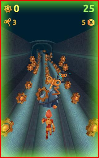 地鐵運行的陰影