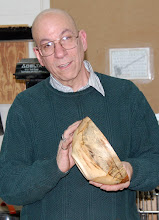 Photo: Mike Colella and his Kensington Sycamore bowl.