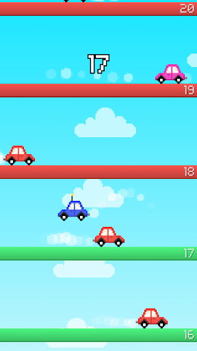 Jump Car - screenshot