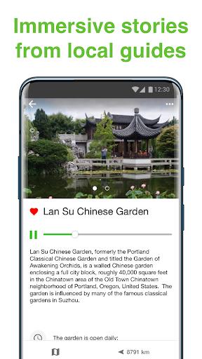 Portland SmartGuide - Audio Guide & Offline Maps screenshot 4