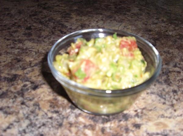 Guacamole A La Alton Recipe