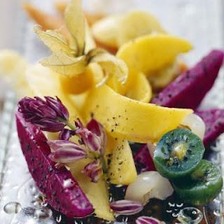 Tropical Gourmet Salad.