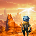 Mines of Mars Scifi Mining RPG icon