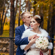 Wedding photographer Ekaterina Matyushko (Matyushonok). Photo of 01.11.2016