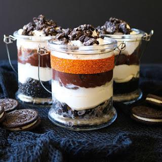 No-Bake Oreo Dessert Jars.