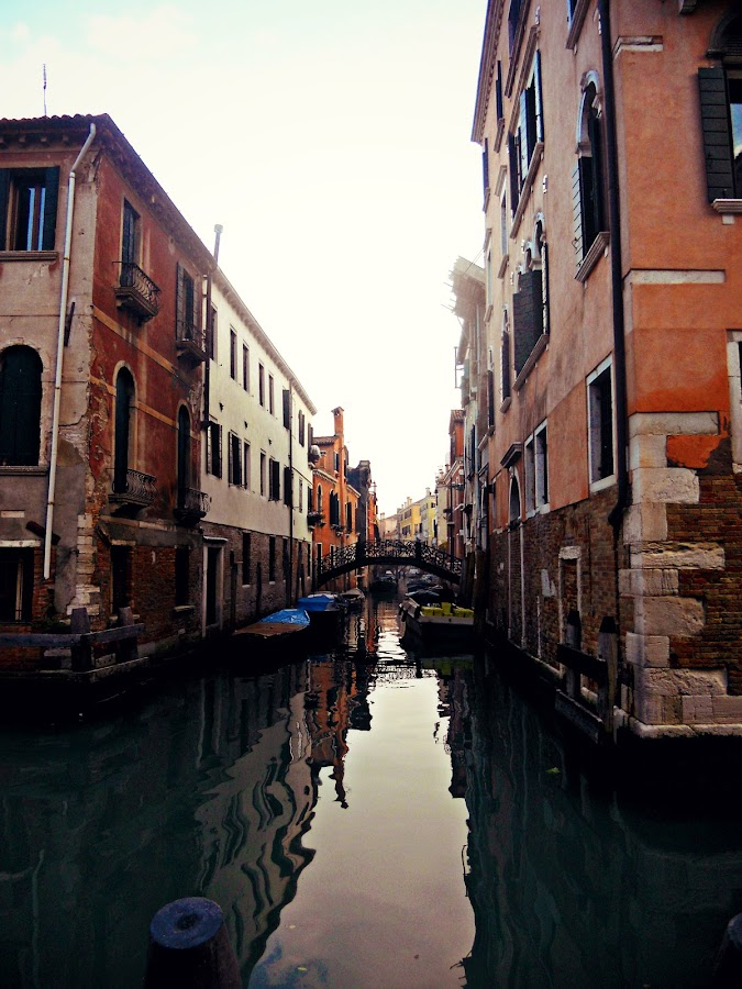 Venice by Valeria Pollice - City,  Street & Park  Historic Districts ( canale, street, venice, dicember, historic district )