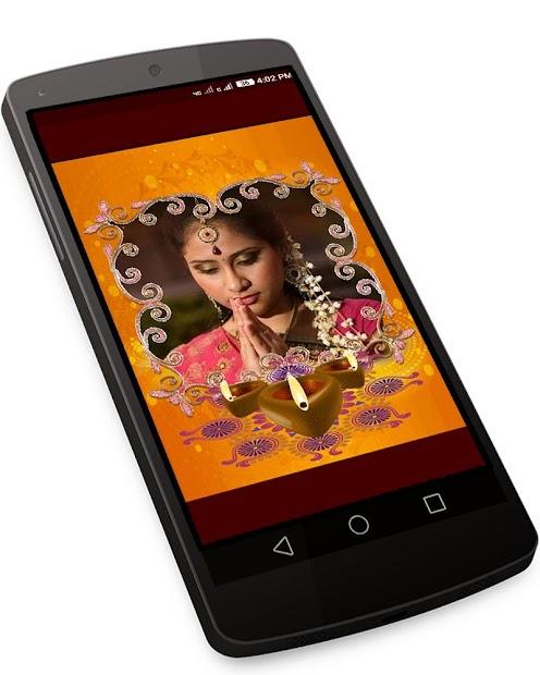 Happy Diwali Photo Frames Editor & Wishes 2019 screenshot 2