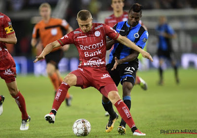 Officiel: Timothy Derijck quitte Zulte Waregem