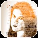 Typography Effect Photo Editor - Fonts Studio 2019 icon