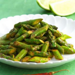 Spices For Steamed Asparagus Recipes