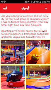 Jumpstreet Indoor Trampoline- screenshot thumbnail