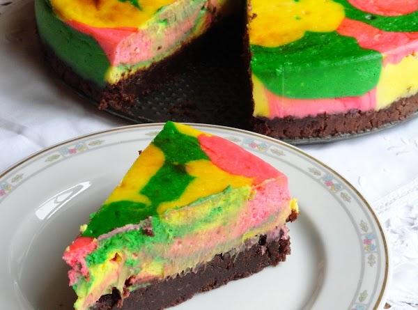Brownie Cheesecake Swirl Recipe