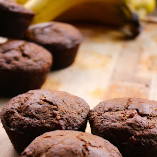 Banana Date & Cardamom Muffins & Plans for a Whole30