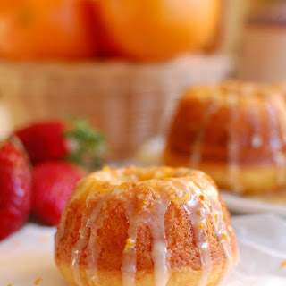 Lil' Orange Cakes