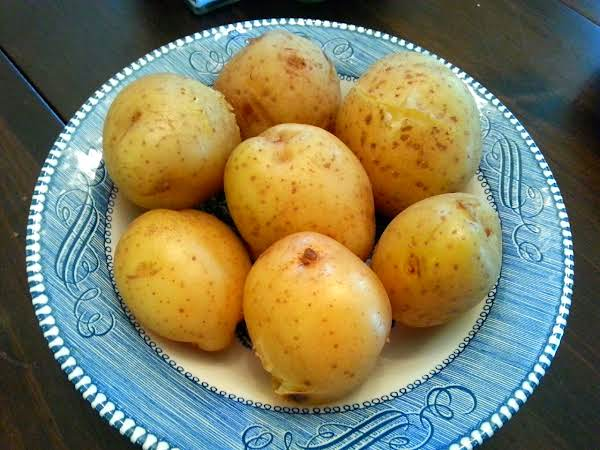Boiled Potatoes Recipe