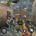 Zombie Invasion Dead Hunter Last Survival 3D icon