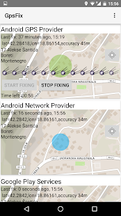 GPS Fix- screenshot thumbnail