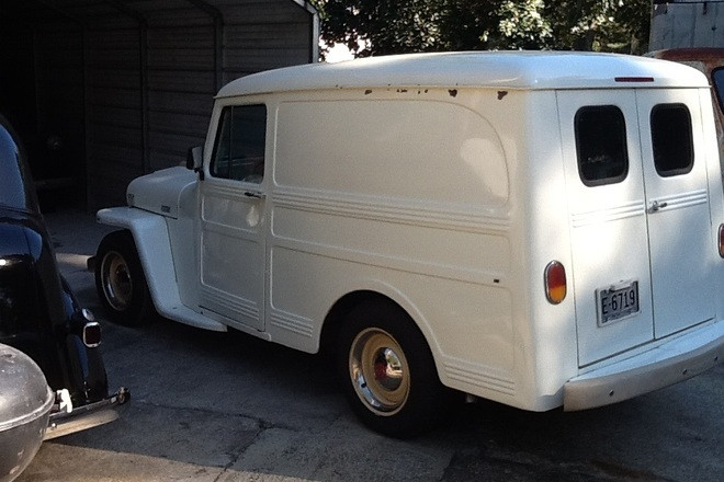 1948 Willys Panel Delivery Truck Hire GA 30650