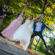 Wedding photographer Chirea Daiana (chrea11). Photo of 11.10.2018