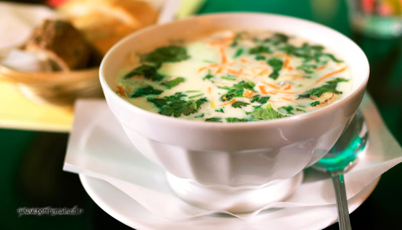 Photo: POMPs Thai Cocos Suppe