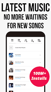 Free Music App(Download Now):MP3 Player MixerBox Apk Download