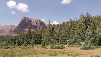 Photo: Flat Top Mountain
