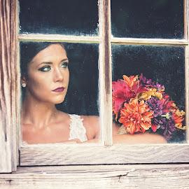 Ice Princess by Elena Bruewer - Wedding Getting Ready ( bride, arkansas, wedding, forever photography, elena bruewer )