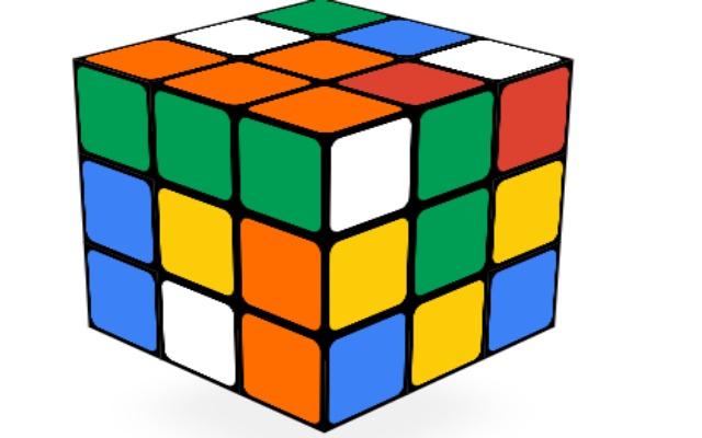 Enhanced rubik's cube